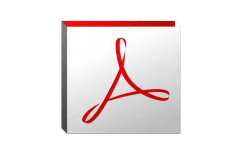 Adobe Acrobat Logo 2010