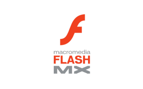 Adobe Flash Logo 2002