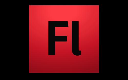 Adobe Flash Logo 2008