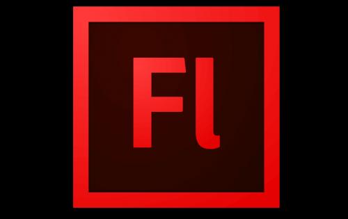 Adobe Flash Logo 2012