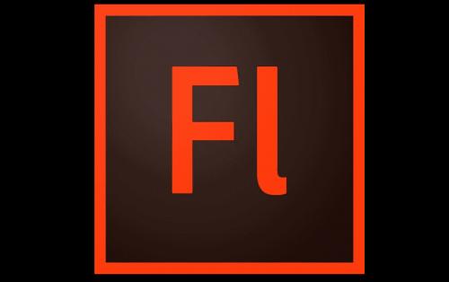 Adobe Flash Logo 2013