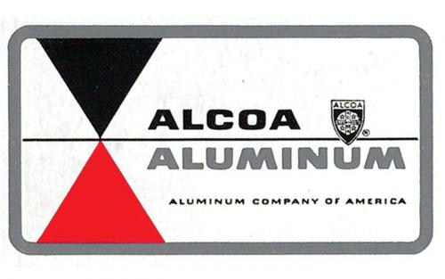 Alcoa Logo 1955