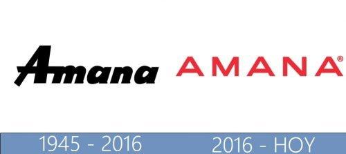 Amana Logo historia