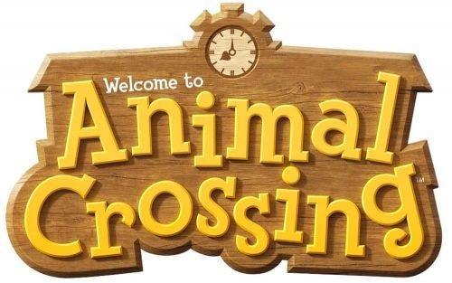Animal Crossing Logo 2019