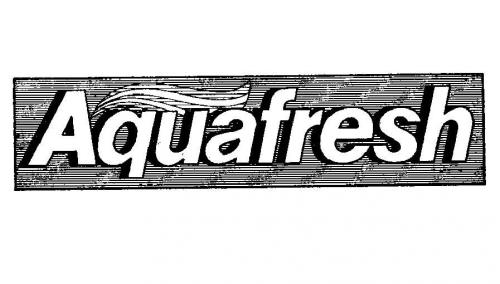 Aquafresh Logo 1973