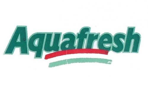 Aquafresh Logo 1989