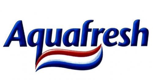 Aquafresh Logo 1996