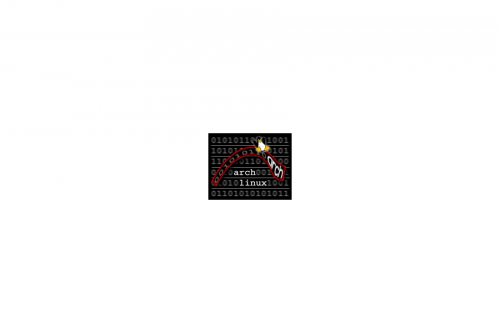 Arch Linux logo 2002