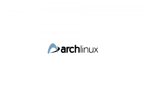 Arch Linux logo 2003