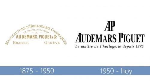 Audemars Piguet Logo  historia