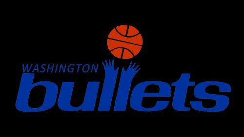 Baltimore Bullets logo 1974
