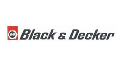 Black Decker Logo 1963