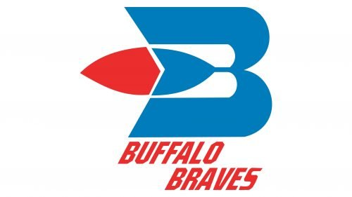 Buffalo Braves Logo 1971