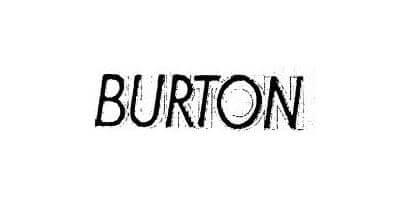 Burton Logo 1980