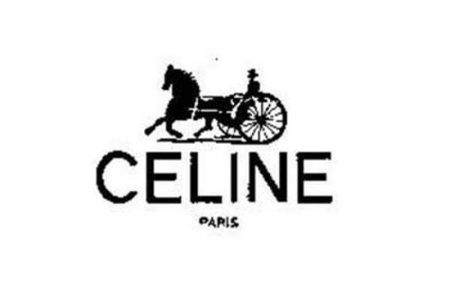 Celine logo 1973
