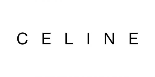 Celine logo 1990