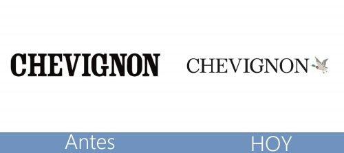 Chevignon logo historia
