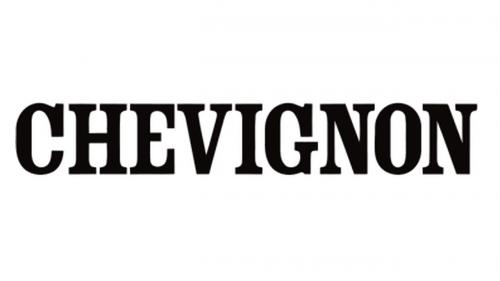 Chevignon logo Antes