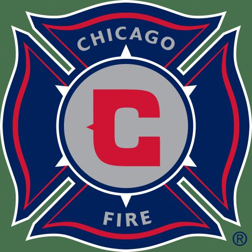 Chicago Fire Logo 1998