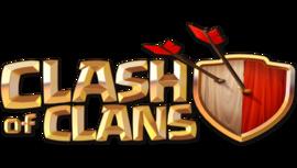 Clash of Clans logo