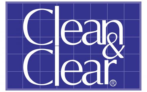 Clean Clear Logo 1991