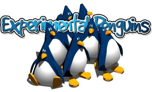 Club Penguin Logo 2000