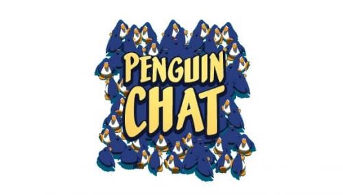 Club Penguin Logo 2005