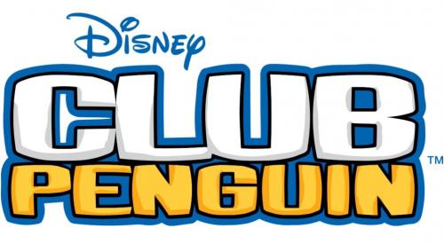 Club Penguin Logo 2008