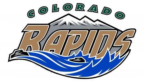 Colorado Rapids logo  1996