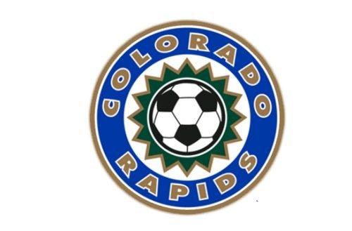 Colorado Rapids logo  2002