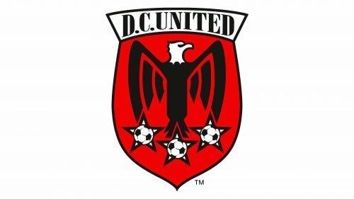 D.C. United logo  1996