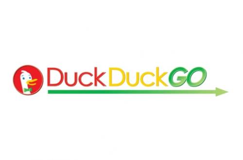 DuckDuckGo logo 2008