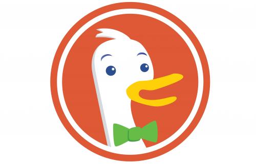 DuckDuckGo emblem