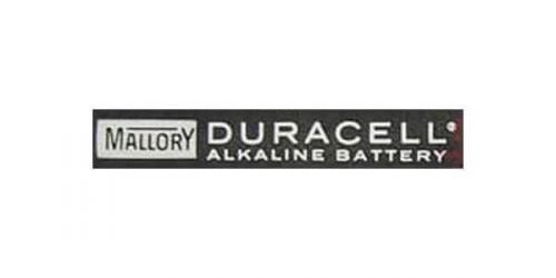 Duracell logo 1964
