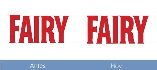 Fairy Logo historia