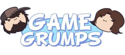 Game Grumps Logo 2012