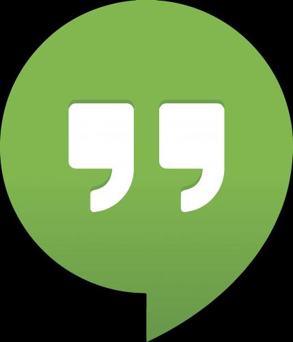 Google Hangouts logo 2013