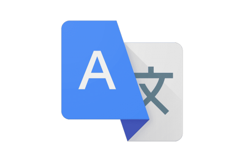 Google Translate Mobile Logo 2015