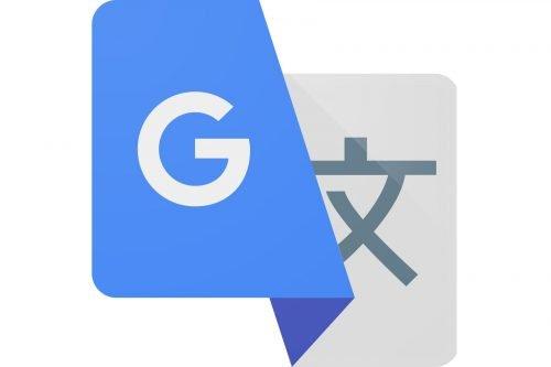 Google Translate Mobile Logo