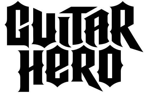 Guitar Hero logo 2009