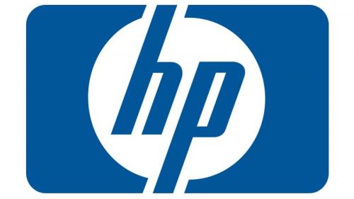 HP logo 1999