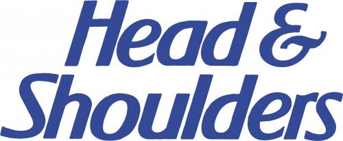 Head Shoulders Logo 1989