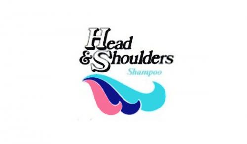 Head Shoulders Logo 1983