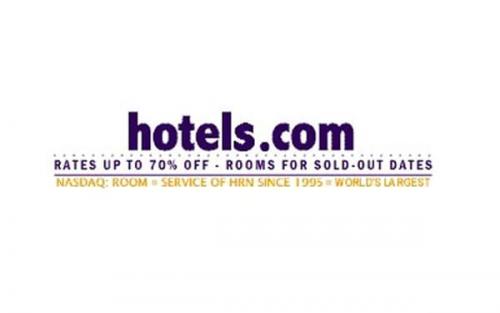 Hotels.com Logo 2002