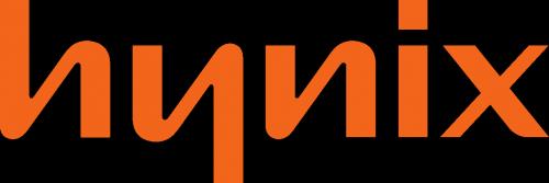 Hynix logo 2001