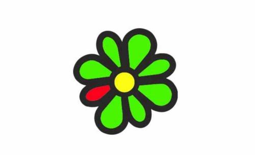 ICQ logo 1998