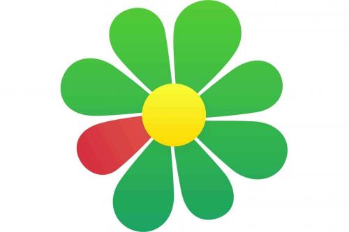 ICQ logo 2015