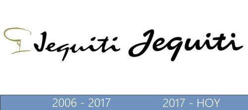 Jequiti logo historia