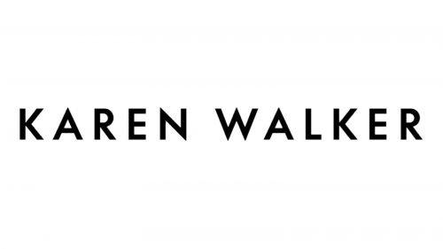 Karen Walker  logo