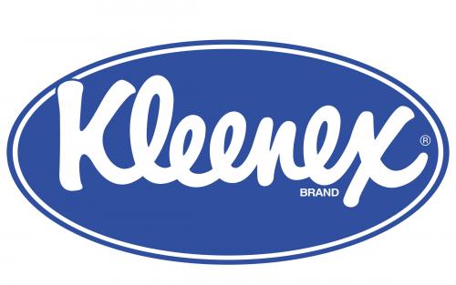 Kleenex Logo 1992
